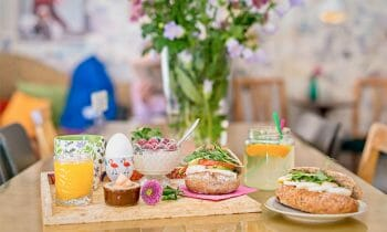 Wilmer Kaffebar – ditt andra vardagsrum på Kungsholmen