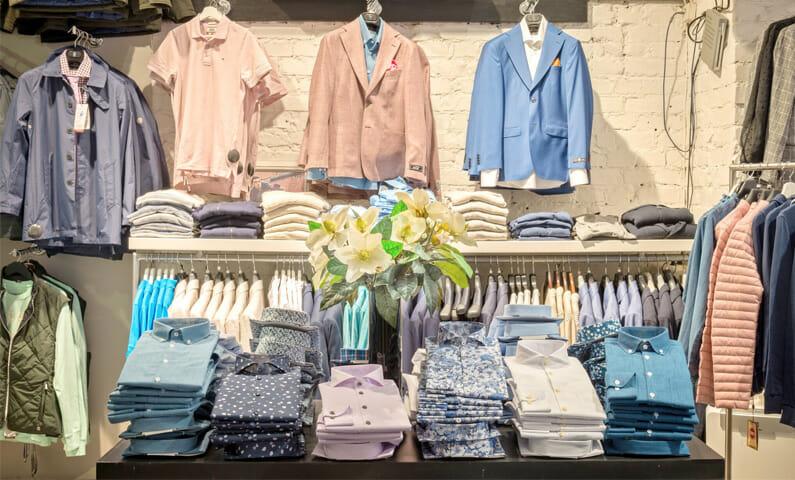 Ztatus Clothing Stockholm