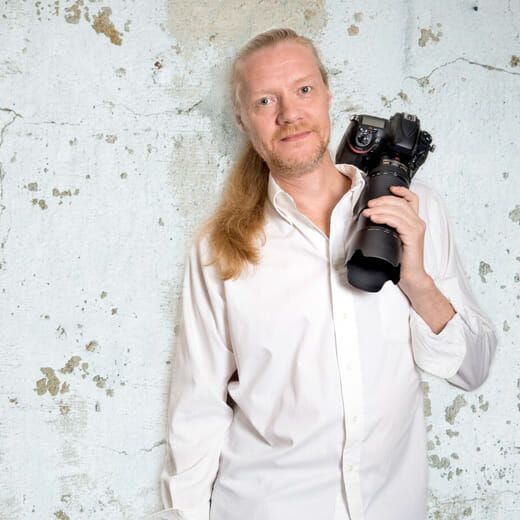 Photographer Anders E. Skånberg