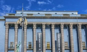 Enjoy world-class concerts at Stockholm Concert Hall