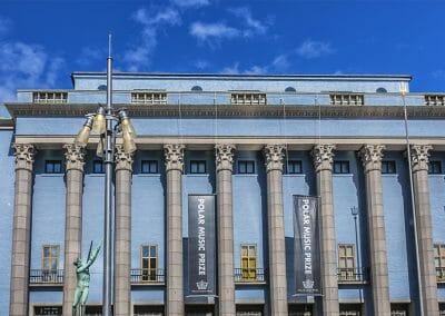 Enjoy world-class concerts at Stockholm Concert Hall