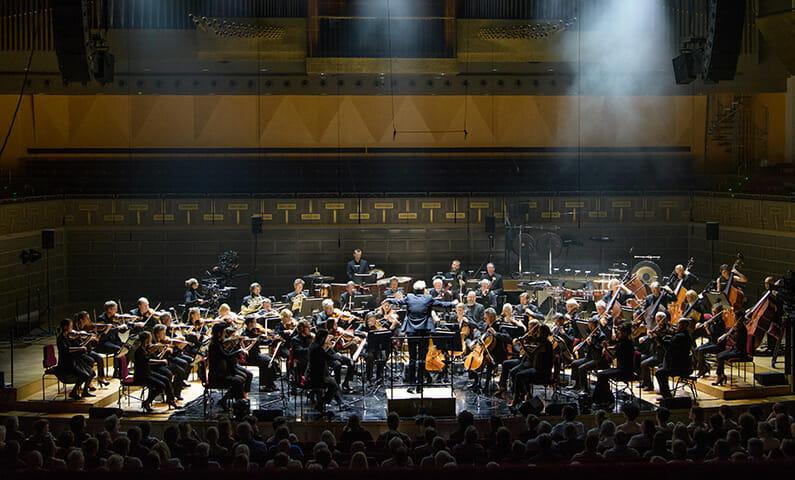 Kungliga Filharmonikerna at Stockholm Concert Hall