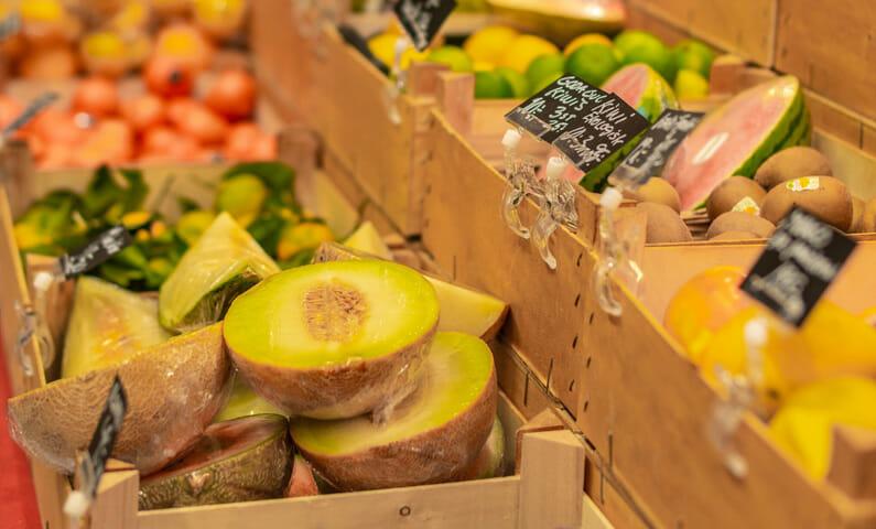 Fruktaffären - fruits, vegetables and flowers