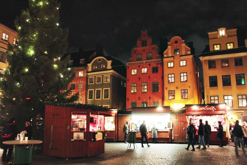 Stoccolma: mercatini di Natale, luminarie e visite guidate a tema!
