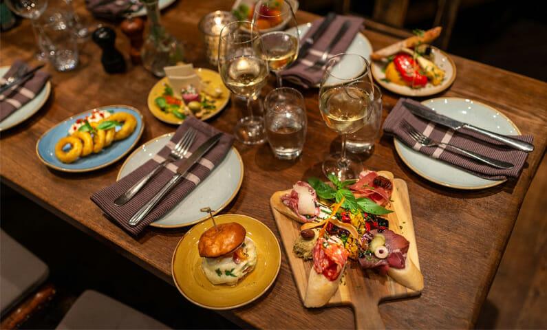 Södra Sällskapet, restaurant in Stockholm