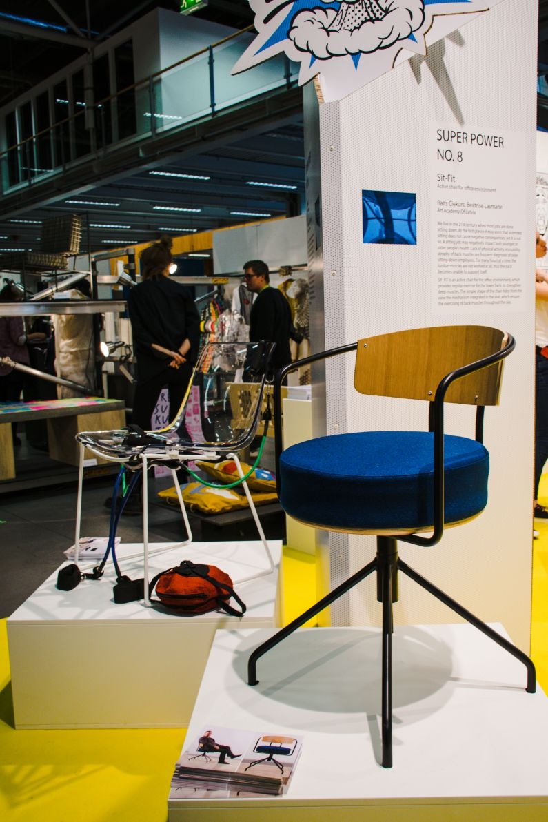 furnitureandlightfair2019 sit-fit