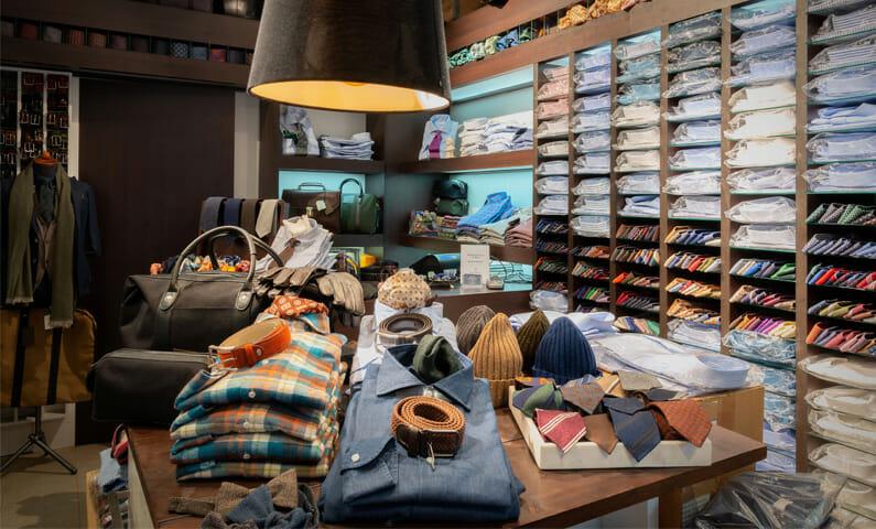Granqvist Store - herrkläder i Stockholm