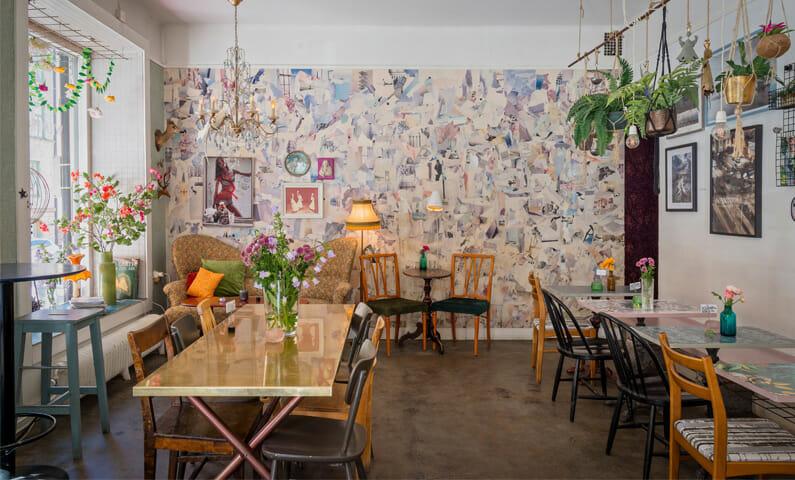 Wilmer Kaffebar - café in Stockholm