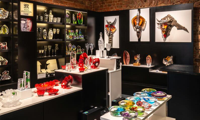 Mats Jonasson Concept Store Stockholm