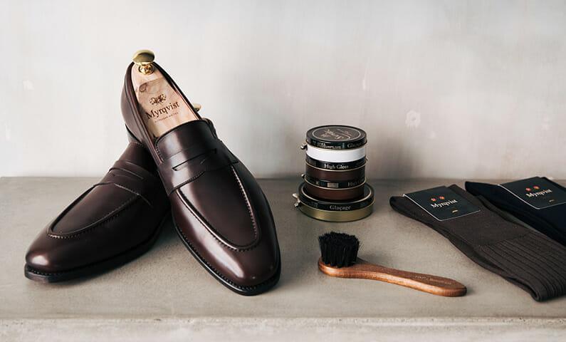 Myrqvist skor