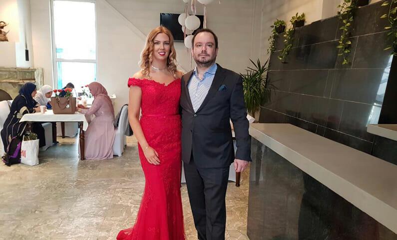 Anja och Alexander