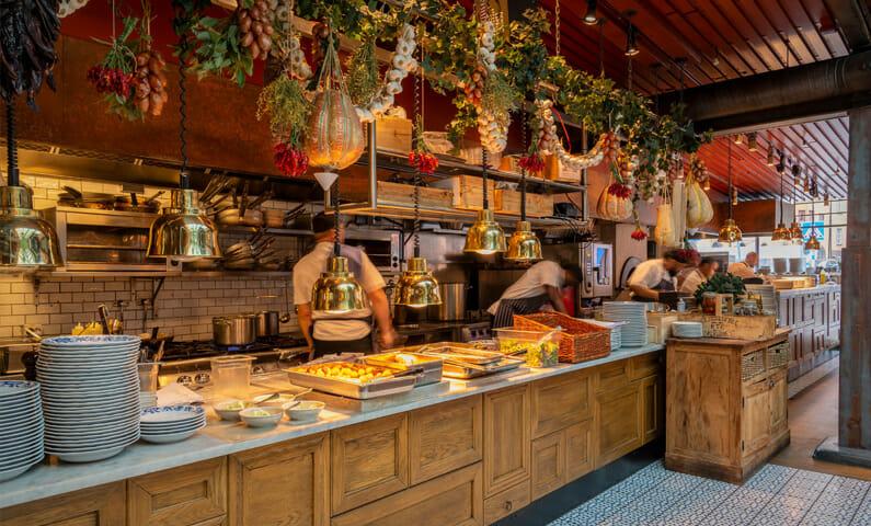 Italian Restaurant Trattorian