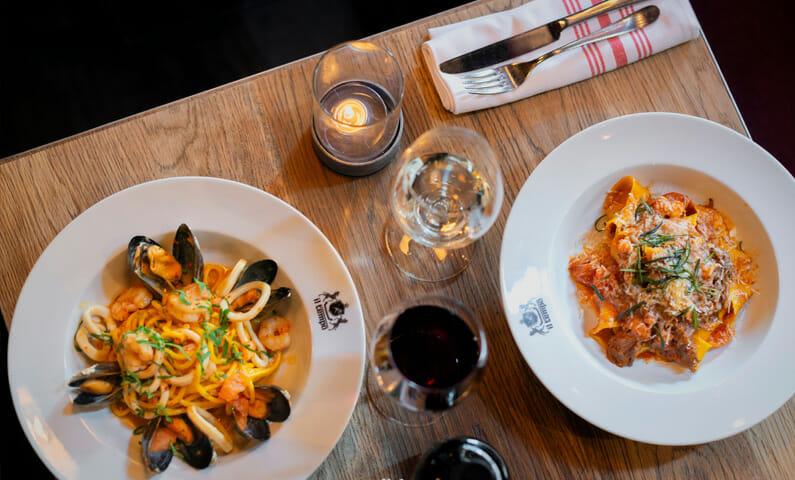 Il Tempo - italiensk restaurang på Södermalm