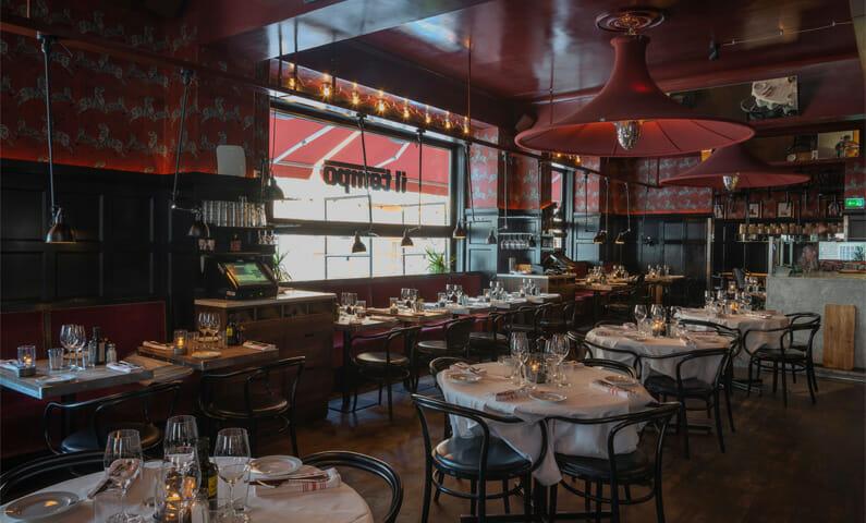 Il Tempo - italiensk restaurang i Stockholm