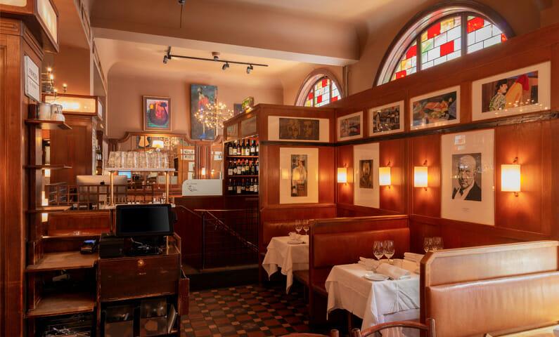 Prinsen - restaurant in Stockholm