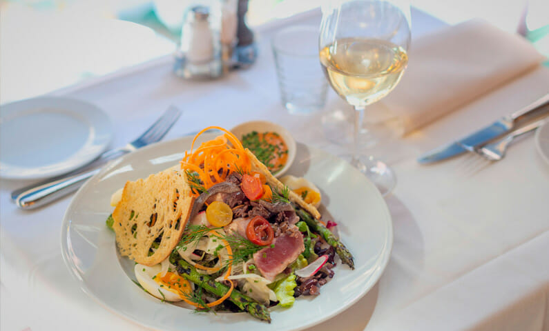 Restaurang Prinsen Stockholm food