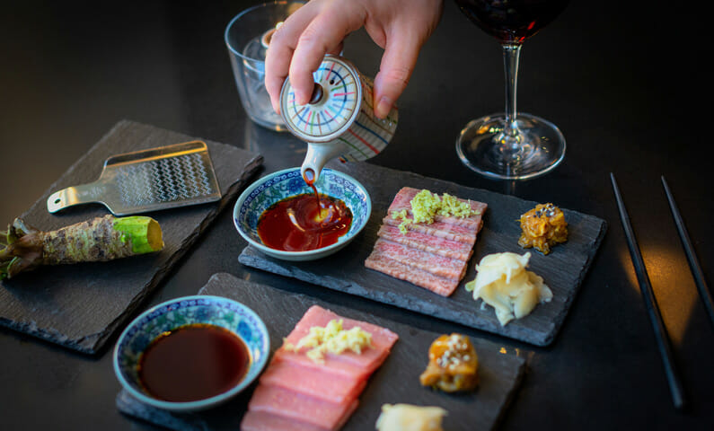 Lokal Izakaya - Japansk restaurang i Stockholm