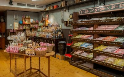 Gamla Stans Polkagriskokeri – satisfy your sweet tooth in Stockholm's candy heaven