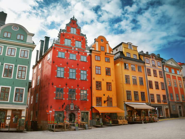 Old Town Stockholm 1