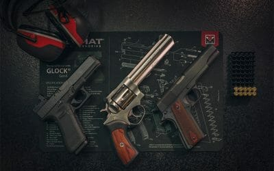 The Target – maximize your adrenaline at the shooting range