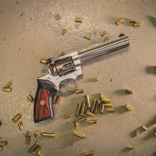 The Target shooting range