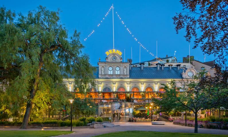 Berns in Stockholm