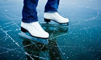 Best ice skating places in Stockholm