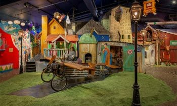 Junibacken –  a magical world of fairy tales and stories