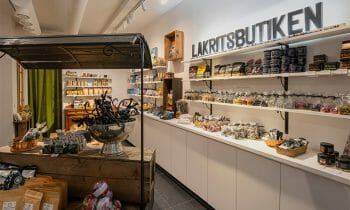 Lakritsbutiken – Stockholm's no 1 store for the licorice lover