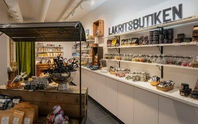 Lakritsbutiken Stockholm