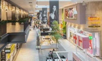 Gallerian – Stockholms ikoniska köpcentrum är tillbaka i uppdaterad version