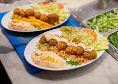 Burgerian Falafel & Grill 10