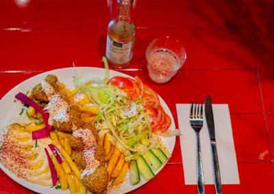 Burgerian Falafel & Grill 11