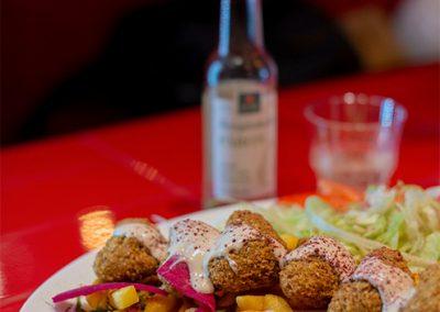 Burgerian Falafel & Grill 12
