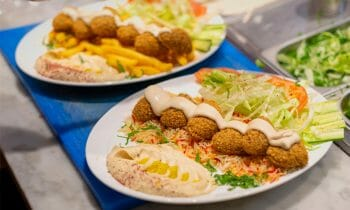 Burgerian Falafel & Grill – homemade, fresh falafel in the middle of Södermalm