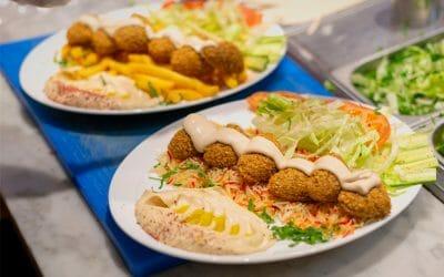 Burgerian Falafel & grill