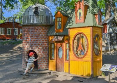 The best playgrounds in Stockholm
