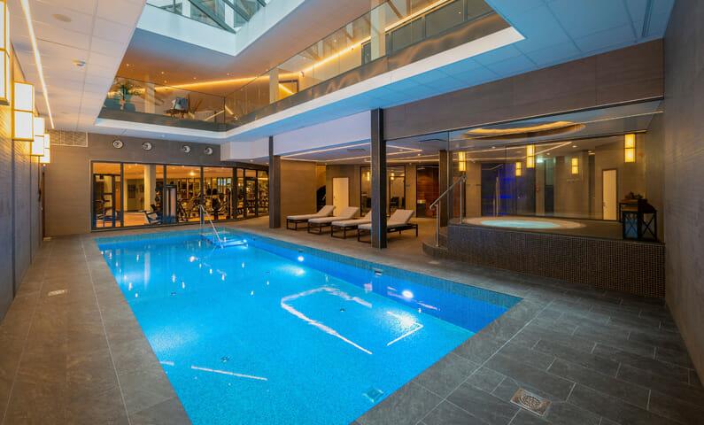 AC Hotel Stockholm Ulriksdal spa