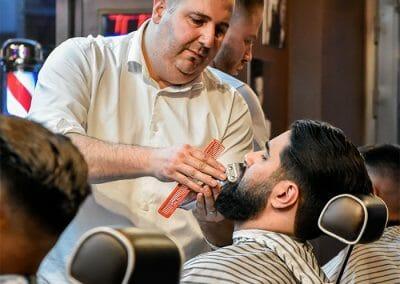 Man Stockholm Barbershop 11