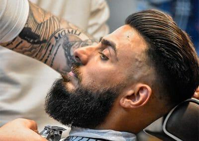 Man Stockholm Barbershop 12