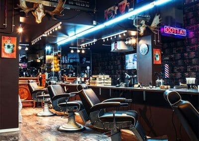 Man Stockholm Barbershop 4