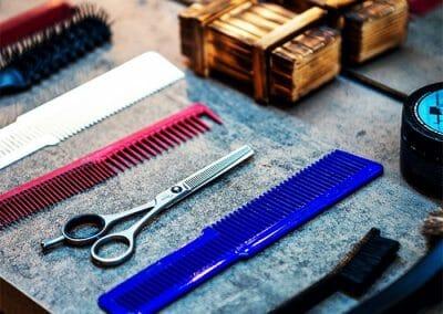 Man Stockholm Barbershop 6