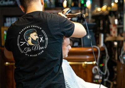Man Stockholm Barbershop 8