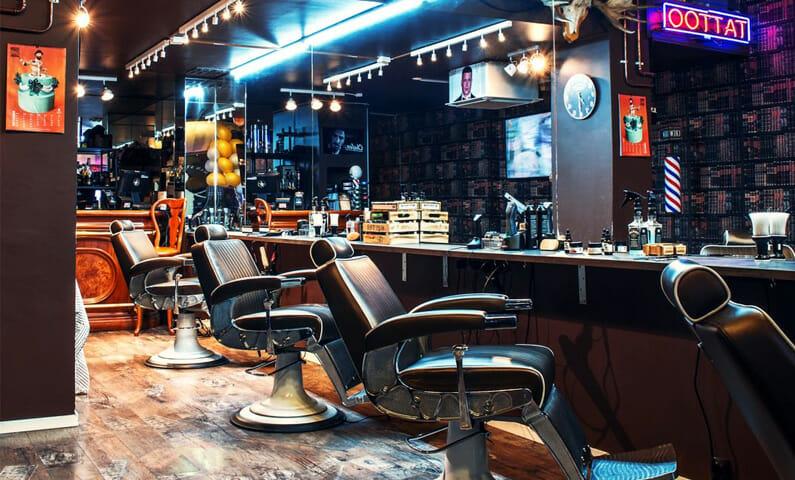 Man Stockholm Barbershop Södermalm