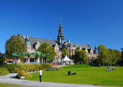 Nordiska museet Stockholm 1