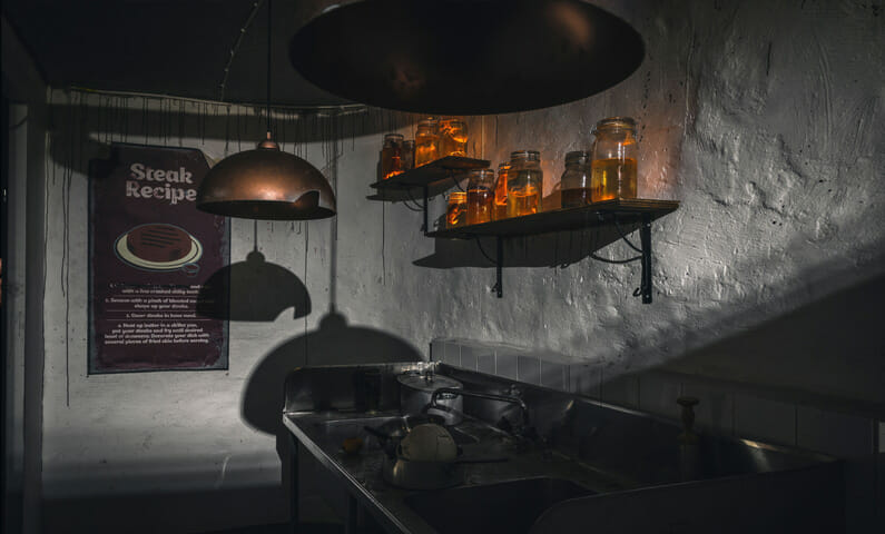 Questrooms Stockholm escape room game