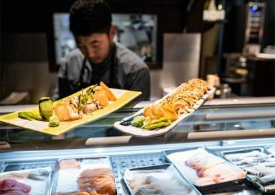Vanadis Sushi 8