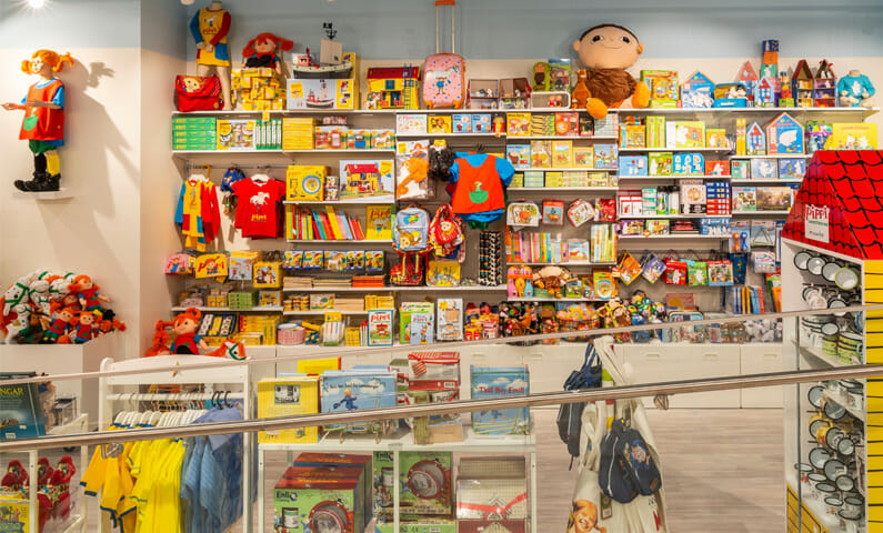 World of Toys Stockholm