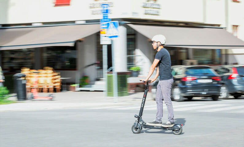 Eltra electric scooter