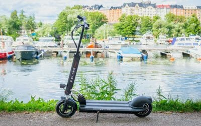 Get around Stockholm on your own electric scooter – simpler, more efficient and cheaper